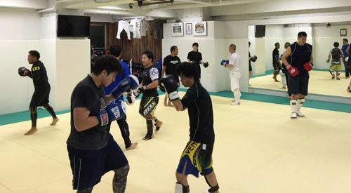 小見川道場総合格闘技クラス
