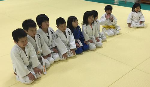 小見川道場子供クラス