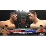 """格闘技動画:K-1 -65kg Fight/スーパーファイト/HIROYA vs 木村""""フィリップ""""ミノル"""