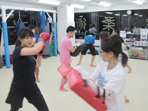 GRABAKA赤羽ジムキックボクシング01