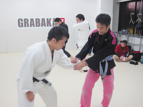 GRABAKA赤羽ジム柔術03