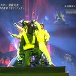 格闘技動画:須藤元気 HERO'S 入場パフォーマンス1