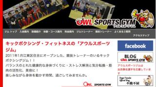 都営新宿線・半蔵門線住吉駅格闘技ジム-アウルスポーツジム