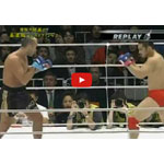 格闘技動画:リアルプロレスラー美濃輪育久 入場