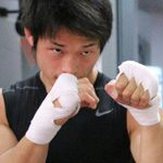 推しメン006:御宿高裕 ボクシング