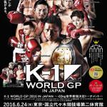 K-1 WORLD GP 2016 ~-65kg世界最強決定トーナメント~視聴アンケート