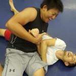 格闘技体験振り返り04:S-KEEP