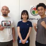 GENスポーツアカデミー入会キャンペーンで嬉しい事が!