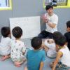 「サワ☆博士の数楽たいそう」体験(柔術ジムパトスタジオ)