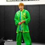 中国武術:蟷螂拳|瀬戸信介選手のサイン色紙プレゼント企画