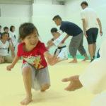 8.5勇気の授業02:「選手と子供のふれ合い」動画公開